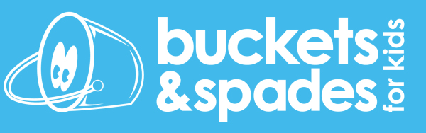 Buckets and Spades Logo