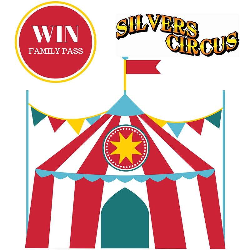 WIN Family Passes to Silvers Circus(3)