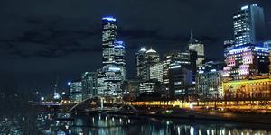 Melbourne_Skyline_Night