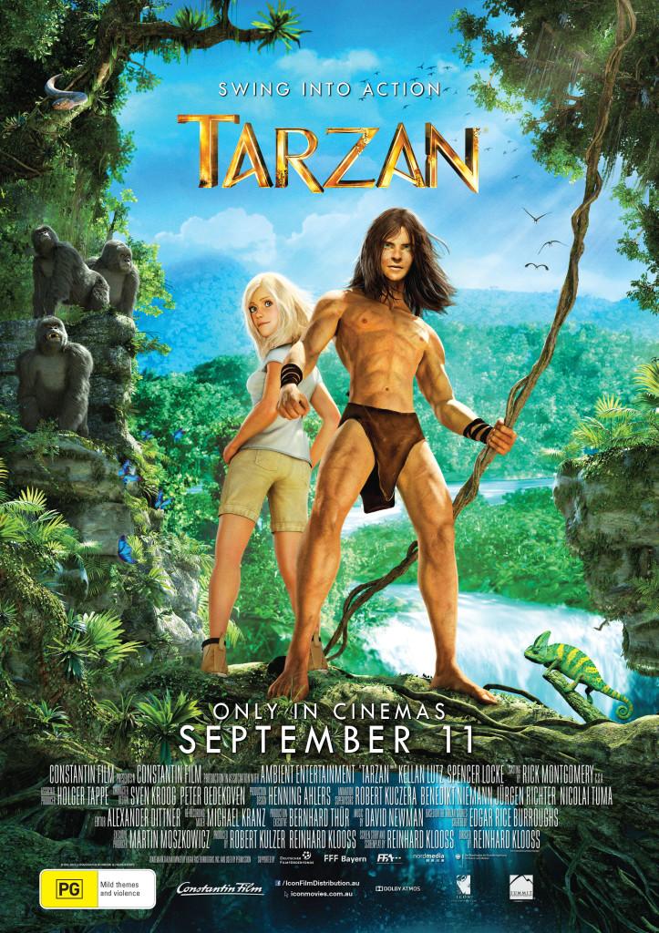 Tarzan AU_Poster_A4