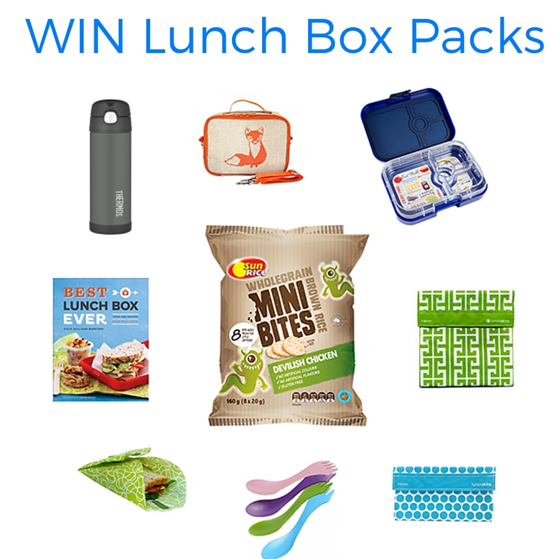 WIN Lunch Box Pack