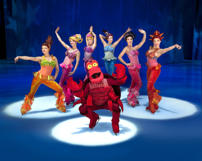 sebastian-under-sea-disney-ice-brisbane