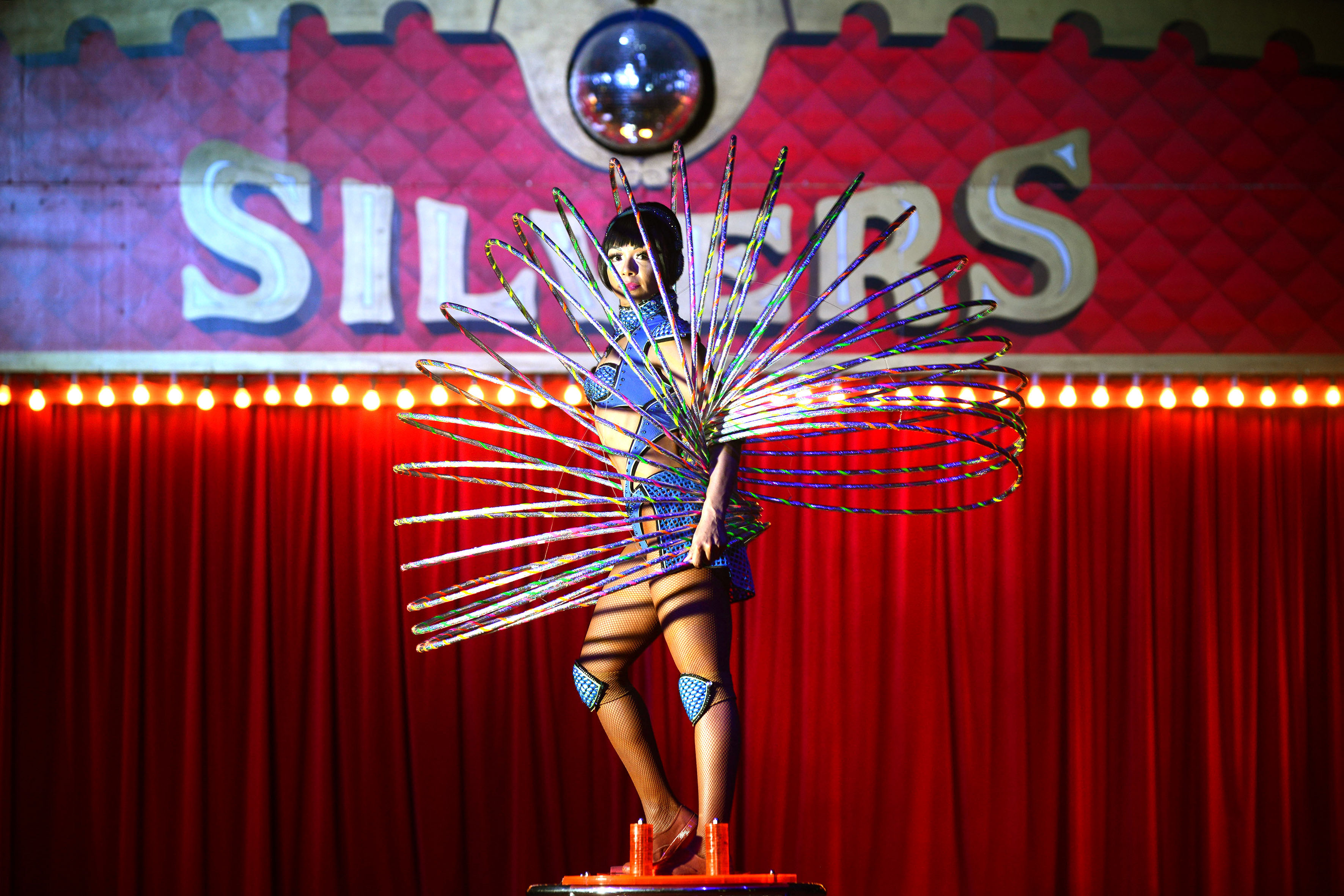 Silvers Circus Image
