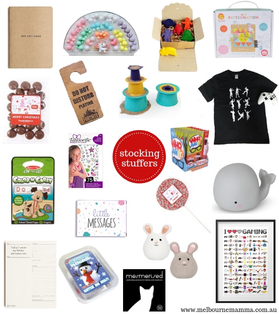 Melbourne Mamma - Melbourne Christmas Gift Guide 2018 - Christmas Gifts under $20 - Stocking Stuffers