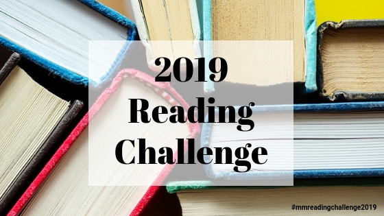 Melbourne Mamma 2019 Reading Challenge