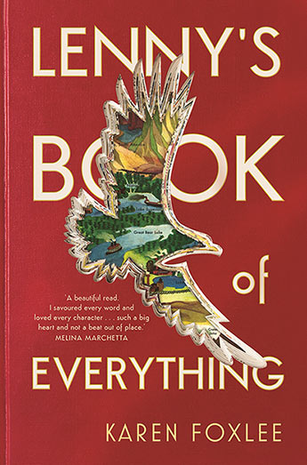 lennys book of everything book cover